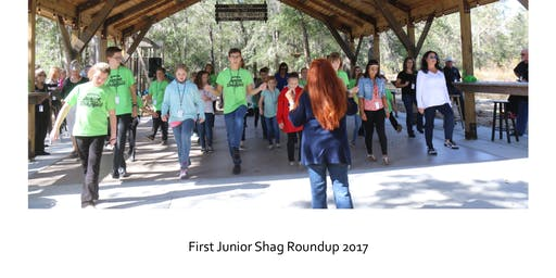 3rd Annual Junior Shag Roundup
