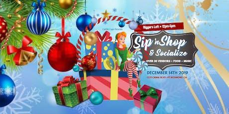Sip 'N Shop & Socialize tickets