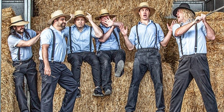 The Amish Outlaws at the Woodbury Brewing Company tickets