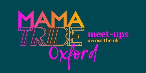 Mama Tribe Meet-Up Oxford