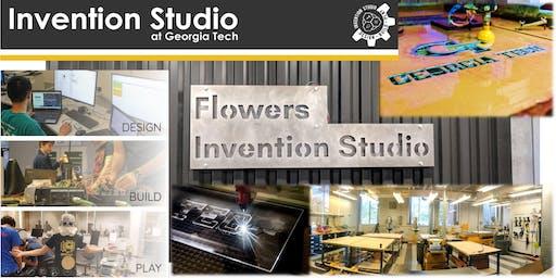 Invention Studio Fall 2019 Banquet