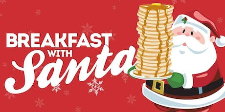 Pancakes with Santa tickets