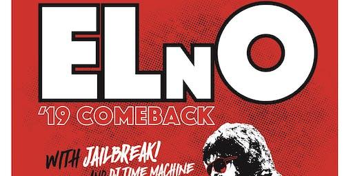 E.L.nO. (E.L.O. Tribute) w/ special guests Jailbreak! (Thin Lizzy Tribute)