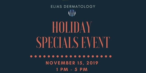 Holiday Specials Event