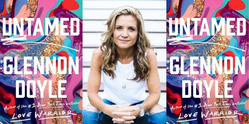 Glennon Doyle: Untamed at St. Ann's Church