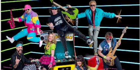 Live! Saturday Night featuring The Reagan Years & DJ Sal Flip tickets