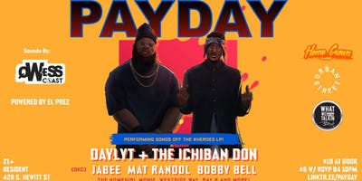 PayDay LA feat. Daylyt & The Ichiban Don