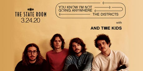 The Districts tickets
