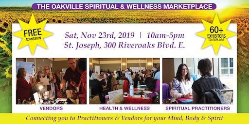 Oakville Spiritual & Wellness Marketplace 2019