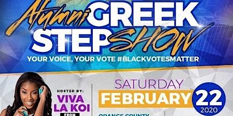 Orlando NPHC Greek Step Show 2020 tickets