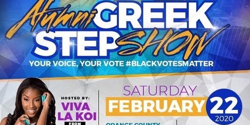 Orlando NPHC Greek Step Show 2020