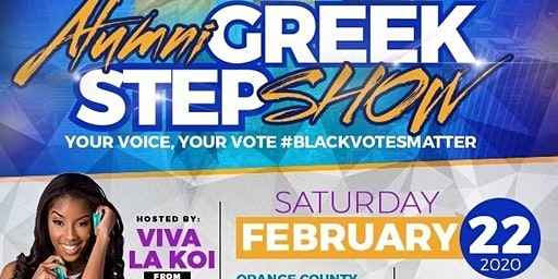 Orlando NPHC Greek Step Show 2020