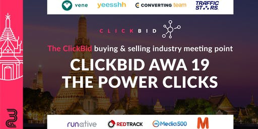 ClickBid AWA19 - The Power of Clicks