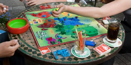 New Year's Day Board Game tickets