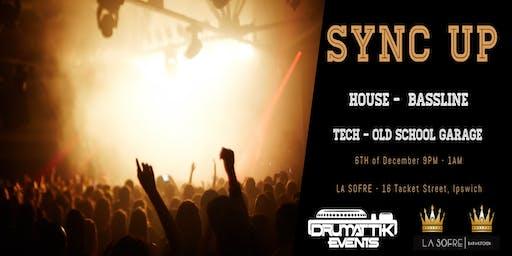 DrumAttik - Sync Up 6th December - Ipswich