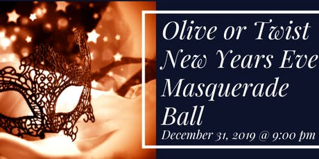 Olive or Twist Masquerade Ball tickets
