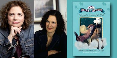 Pam Berkman & Dorothy Hearst - Filigree's Midnight Ride tickets
