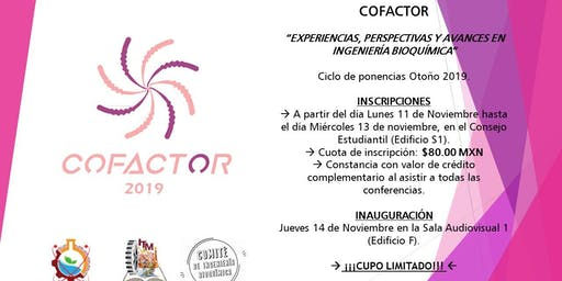 COFACTOR 5° Edición