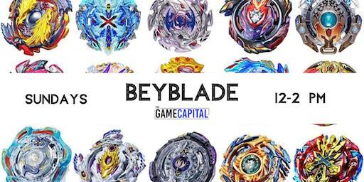 Beyblade Free Play