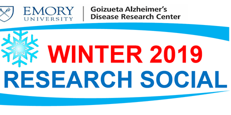 Winter 2019 Research Social  tickets