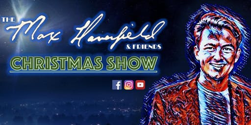 Max Haverfield & Friends Christmas Show - Scott City