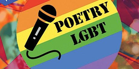 Poetry LGBT - Open Mic Night tickets