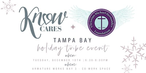 KNOW Tampa Bay + Christian Michael Hernandez Foundation