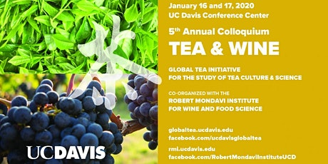 The Great Debate: Discussions on Tea & Wine tickets