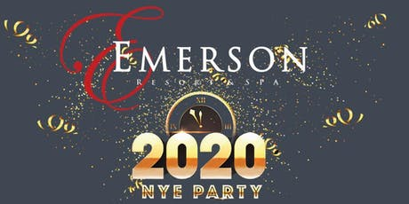 2020 New Year's Eve Party! tickets