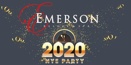 2020 New Year's Eve Party!