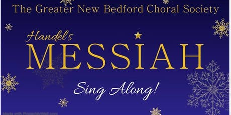 Messiah Sing! tickets