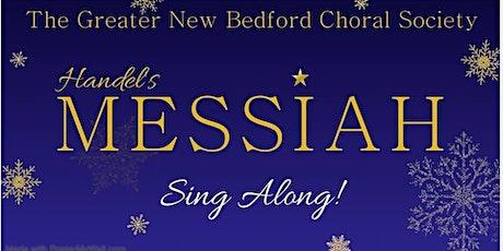 Messiah Sing! tickets