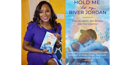 Wine + Cheese Caregiver Talk + Book Signing with Author Racheal Fosu