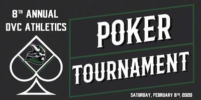8th Annual DVC Athletics Poker Tournament
