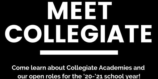 Meet Collegiate