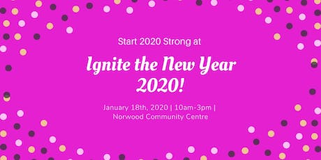 Ignite the New Year 2020! tickets