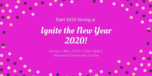 Ignite the New Year 2020!