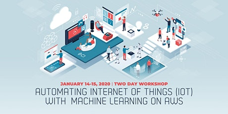 Automating Internet of Things (IoT) with Machine Learning on AWS tickets