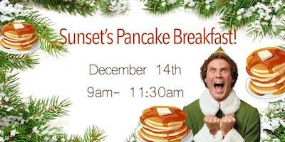 Sunset's Pancake Breakfast