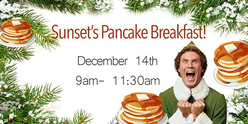 Sunset's Pancake Breakfast