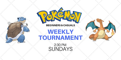 Pokemon Weekly Beginners Tournament