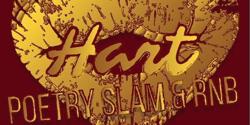 Fast Hart Poetry & RnB Slam