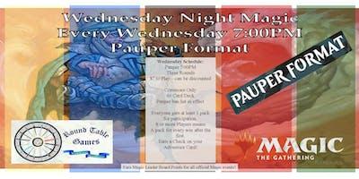 Wednesday Night Magic Pauper