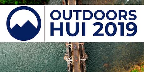 2019 Canterbury / West Coast Region Outdoor Hui tickets