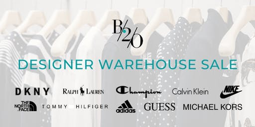 International Designer Warehouse Sale