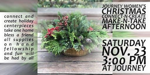 JOURNEY WOMEN'S  - Christmas Craft Event