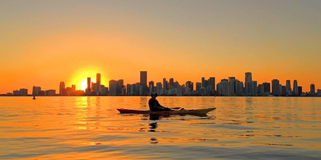 VKOC - Miami Sunset Kayak & Paddleboard Tour tickets