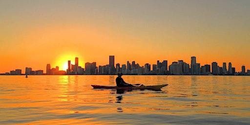 VKOC - Miami Sunset Kayak & Paddleboard Tour
