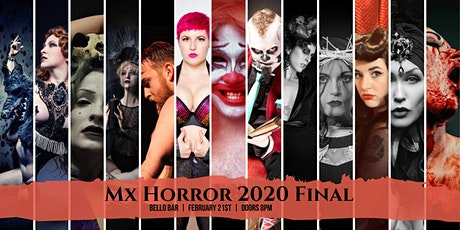 Mx Horror Final 2020 tickets
