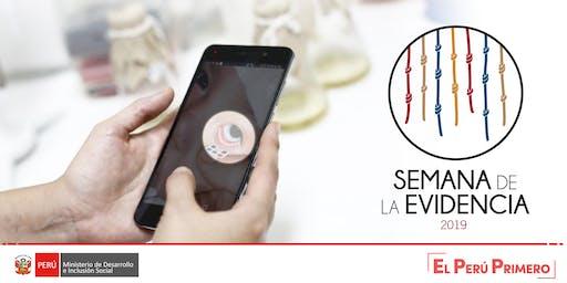 """Conferencia - Innovación tecnológica: """"Diagnóstico de anemia a través de dispositivo móvil (smartphone)"""""""
